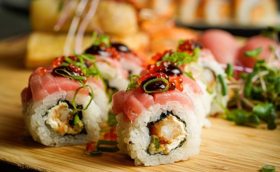 Evergreen sushi - 6