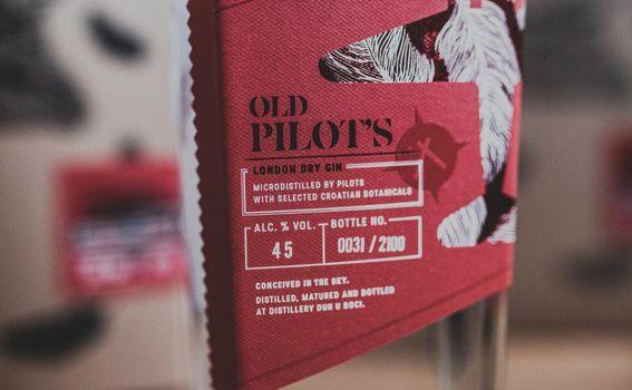 Old Pilot\'s Art Edition - 6