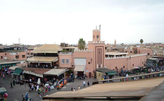 Tržnica Jemaa el Fna
