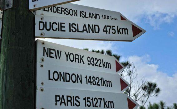 Pitcairnovo Otočje - 1