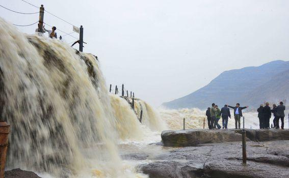 Najviši slapovi na Huang Heu - 3