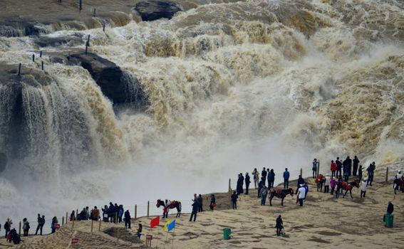 Najviši slapovi na Huang Heu - 5
