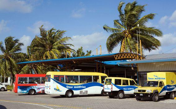 Aerodrom na Maldivima - 1