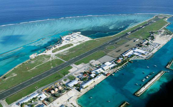 Aerodrom na Maldivima - 2
