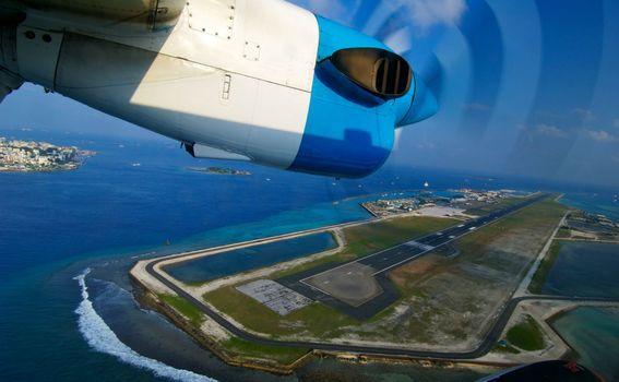 Aerodrom na Maldivima - 3