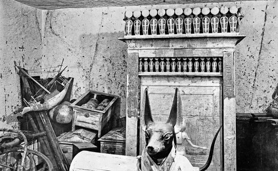 Tutankamonova grobnica - 6