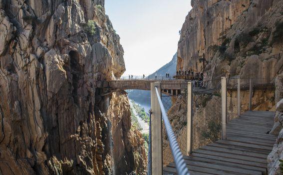 Caminito Del Rey, Španjolska