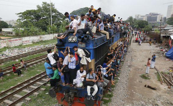 Indijski vlakovi - 1