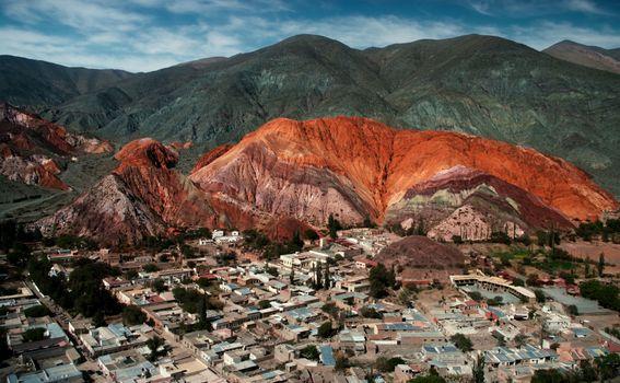 Brdo od sedam boja, Argentina - 1
