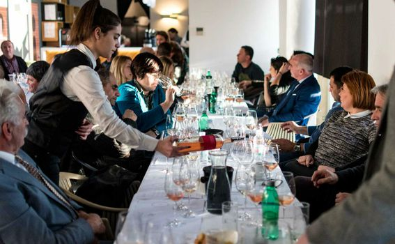 Okupljeni vinogradari i vinari županije