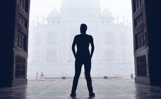 Taj Mahal - 3