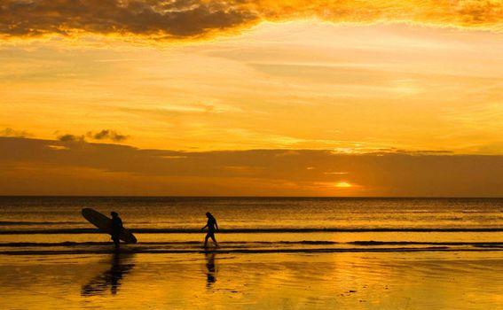 Plaža Kuta, Bali - 2