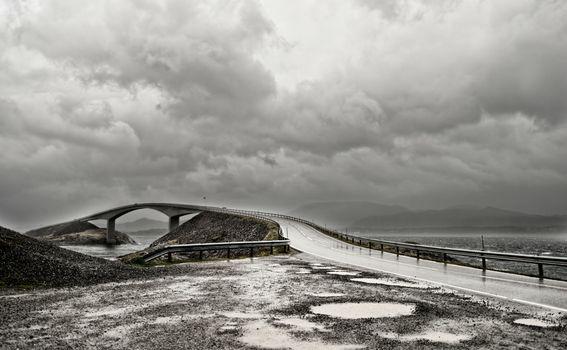 Atlanterhavsveien, Atlantska cesta, Norveška - 5