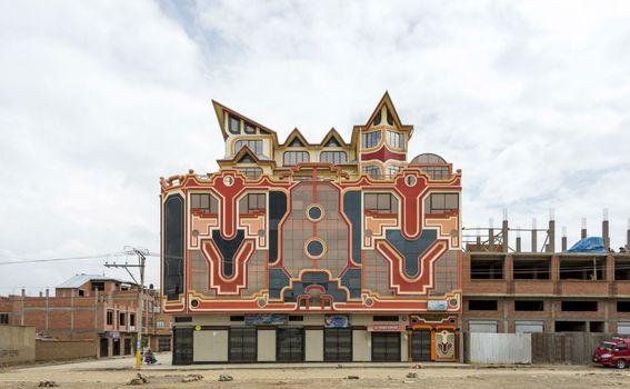 Cholets, El Alto, Bolivija - 5