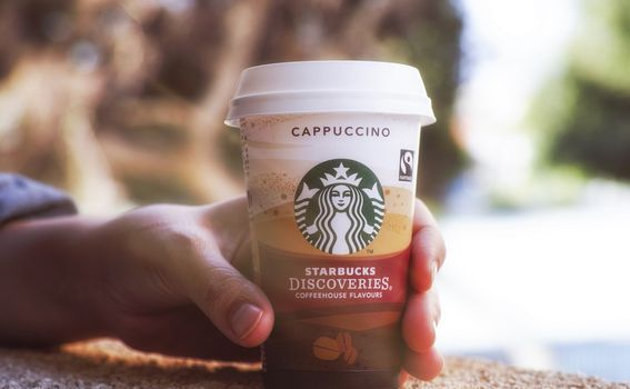 Starbucks - 3