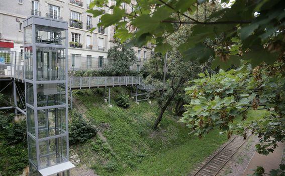 Mali pojas, La Petite Ceinture, Pariz - 1