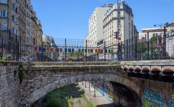 Mali pojas, La Petite Ceinture, Pariz - 6