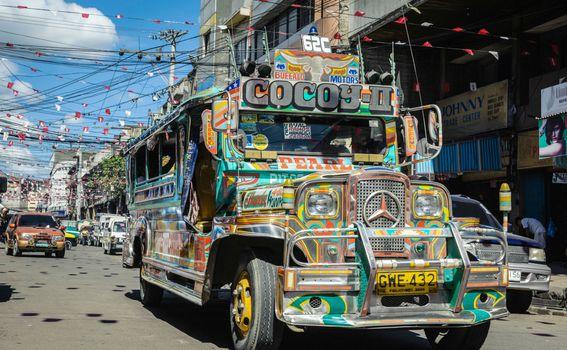 Jeepney, Filipini - 3