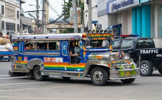 Jeepney, Filipini - 5