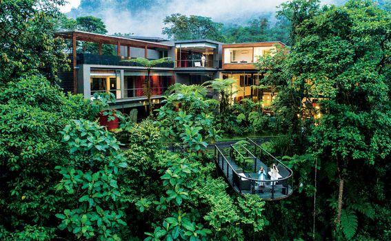 Mashpi Lodge, Ekvador