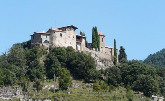 Castell de Llaés - 3
