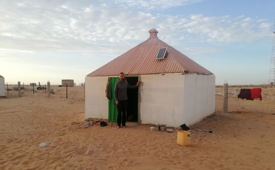 Goran Blažević u Mauritaniji - 11