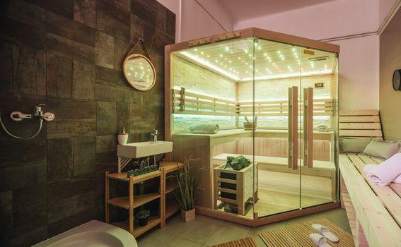 Drop In sauna - 6