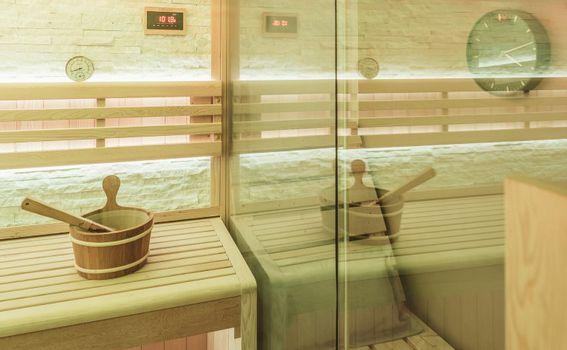 Drop In sauna - 8