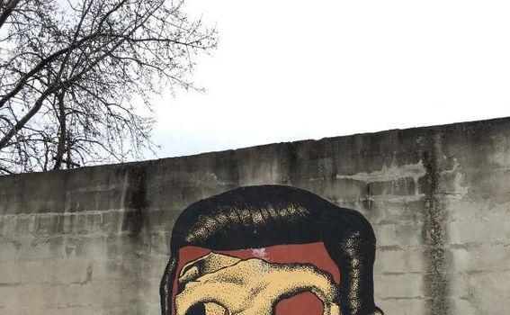 Mural u Krapini