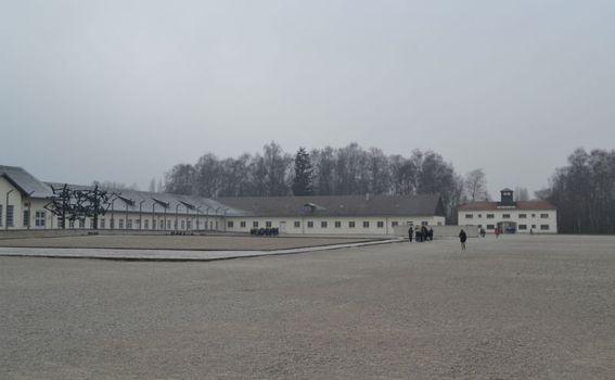 Koncentracijski logor u Dachau - 29