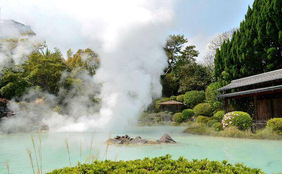 Geotermalni izvori u Japanu