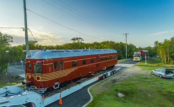 Byron Bay vlak u Australiji - 4