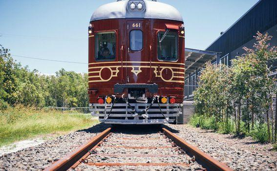 Byron Bay vlak u Australiji - 7
