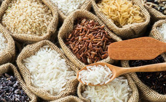 Tajlandska riža (u žlici)