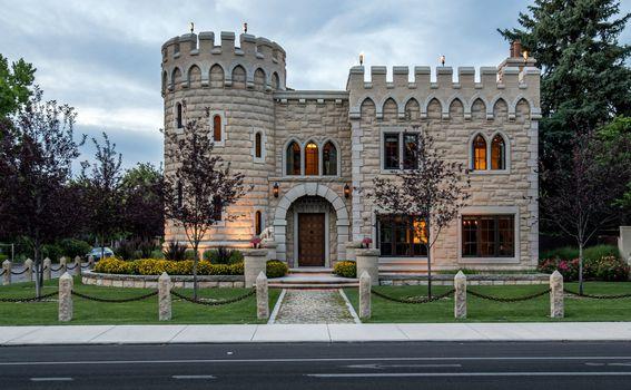 Moderni dvorac u Idahou - 3