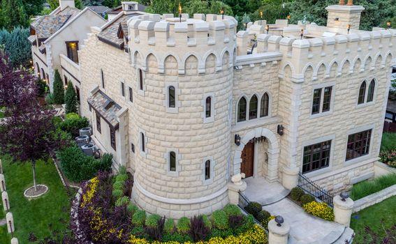 Moderni dvorac u Idahou - 5