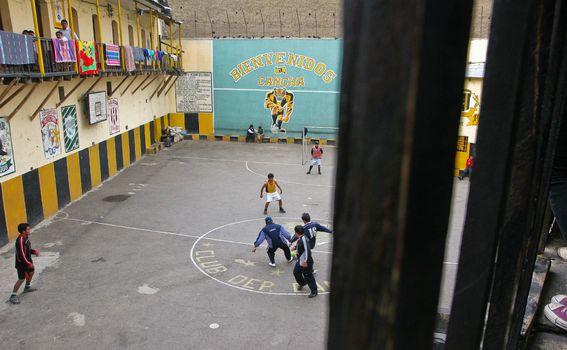 Zatvor San Pedro - 2