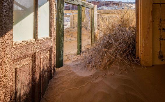 Grad duhova u Namibiji - 2