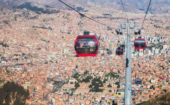 Bolivijska žičara - 3