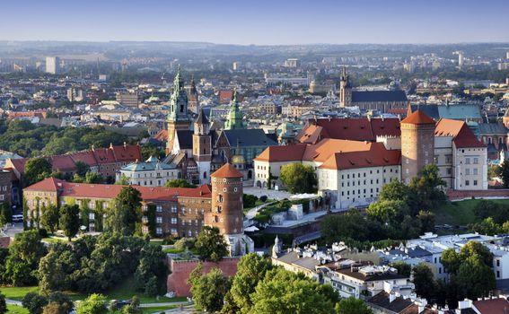 Krakov, Poljska - 1