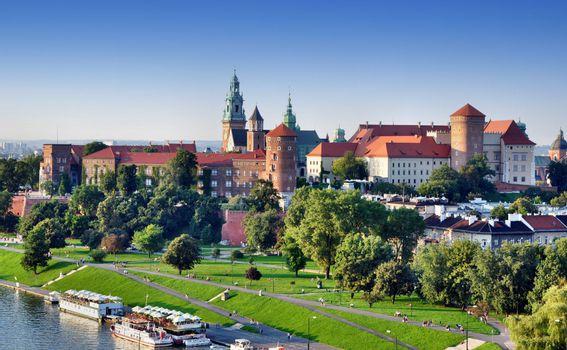 Krakov, Poljska - 2