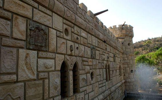 Dvorac Moussa, Libanon - 3