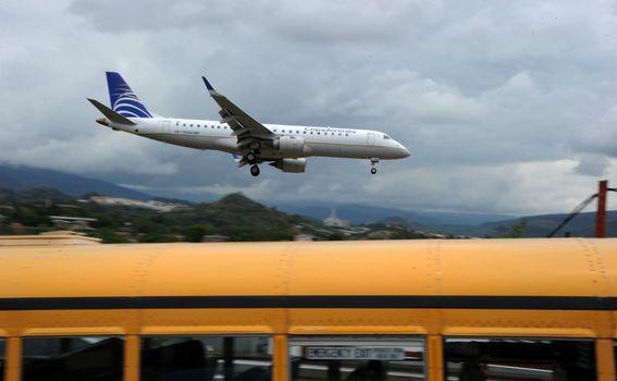Aerodrom Toncontin, Honduras - 5