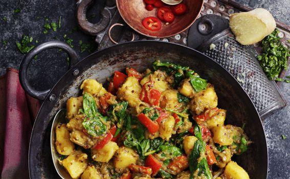 Đumbir je sastavni dio svakog curryja
