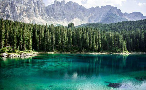 Jezero Carezza - 2