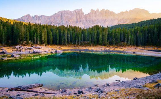 Jezero Carezza - 3