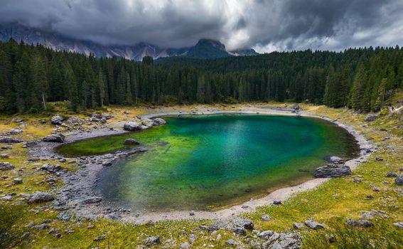Jezero Carezza - 5