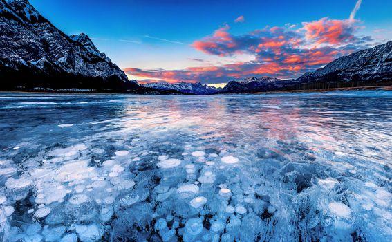 Jezero Abraham