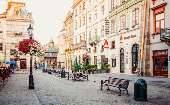 Lavov, Ukrajina - 1