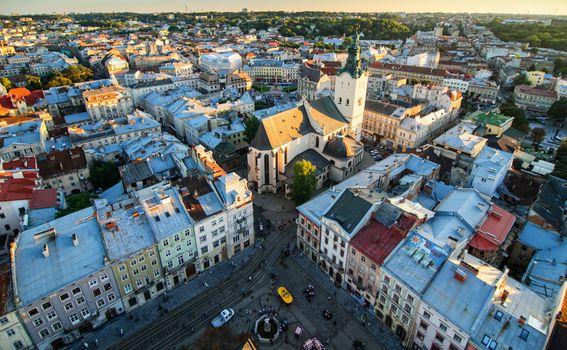 Lavov, Ukrajina - 2